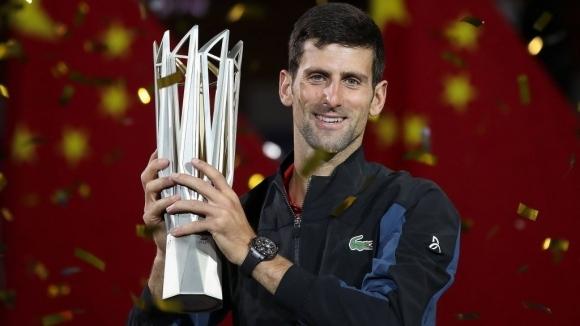 """Започващият следващата седмица тенис турнир от сериите """"Мастърс"""" в Шанхай"""