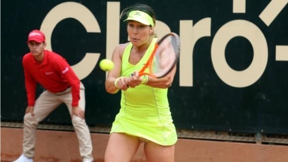 Българката Елица Костова отпадна на полуфиналите на турнира по тенис