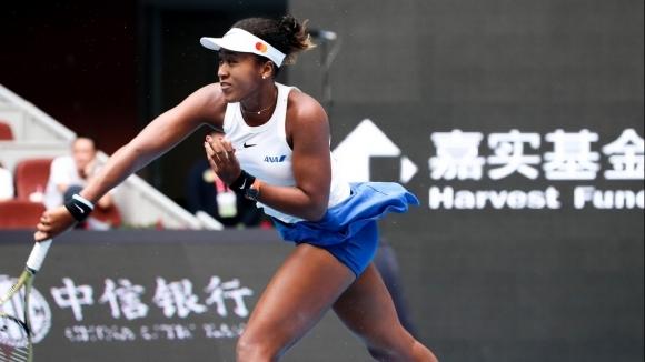 Японката Наоми Осака спечели турнира по тенис на твърда настилка