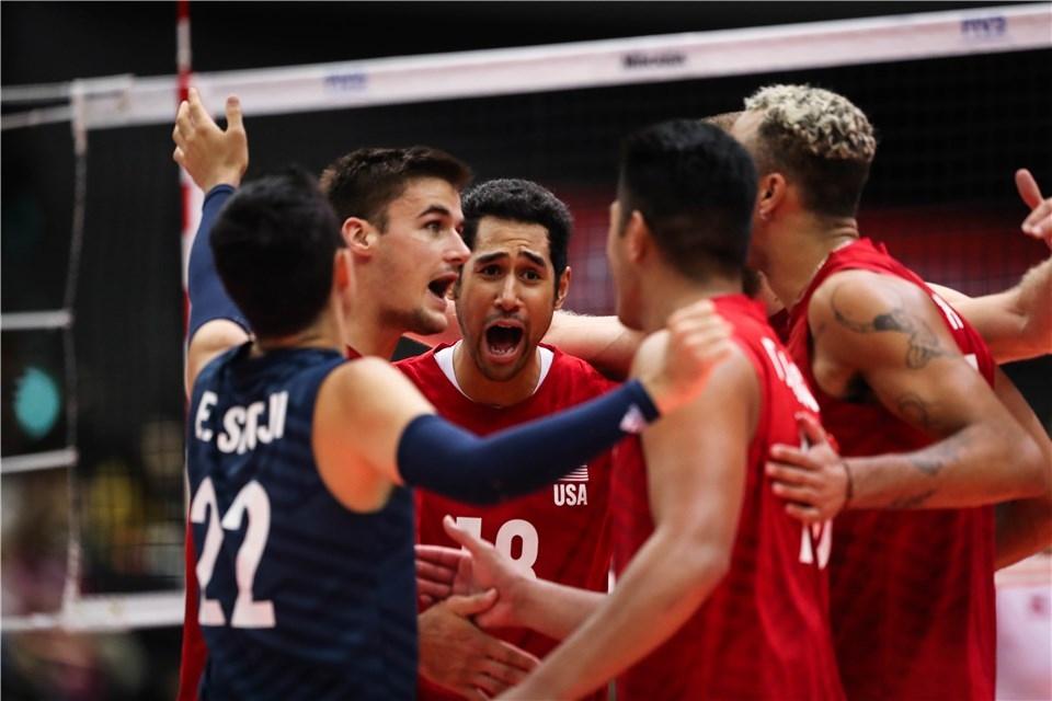Националният отбор на САЩ постигна четвърта победа в световната купа