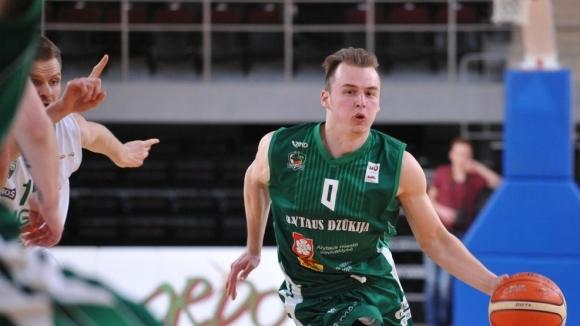 Черно море Тича привлече американския баскетболист Джеймс Гейвин, съобщиха от
