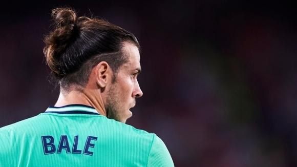 Стомилионният нападател на Реал Мадрид Гарет Бейл не желае и
