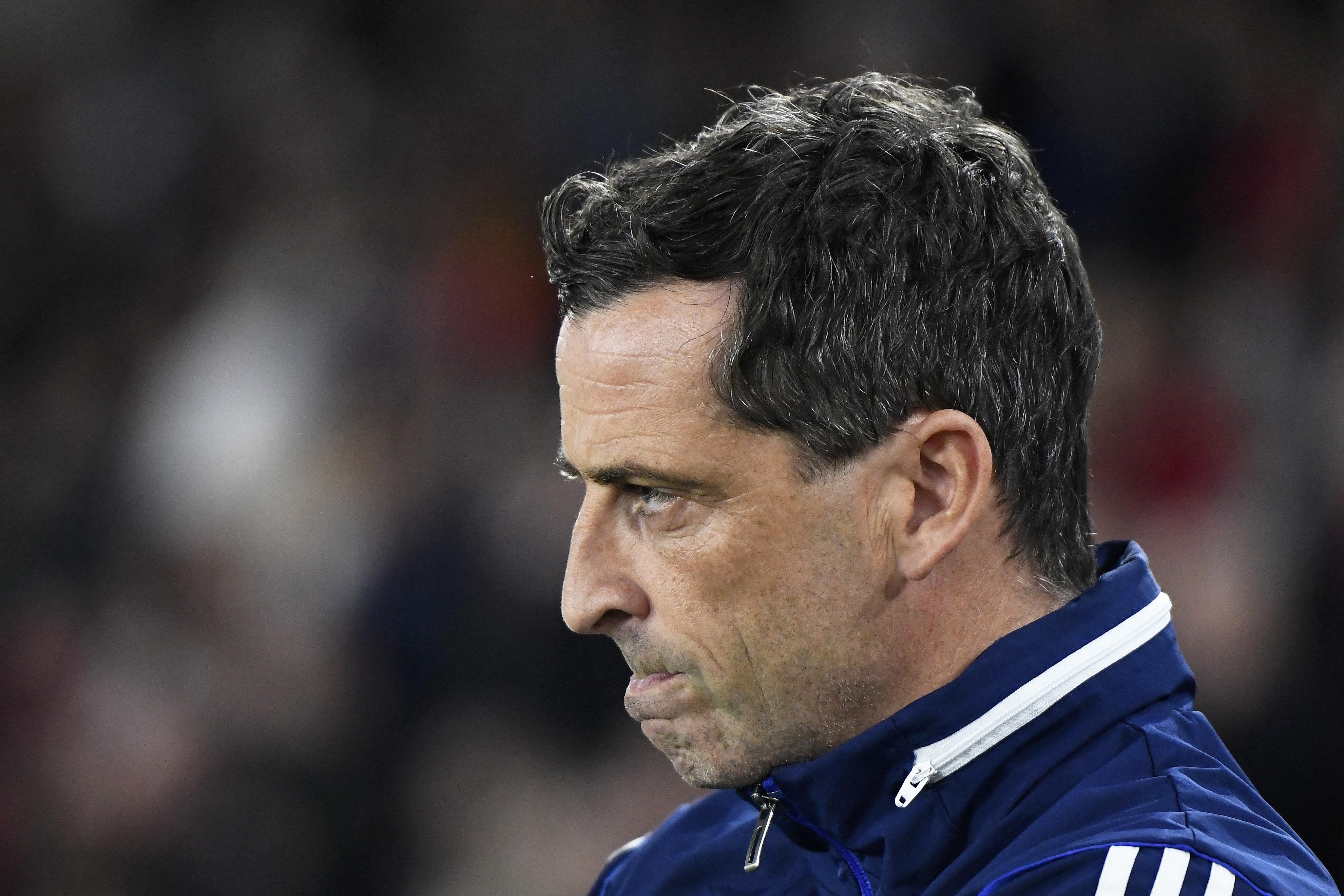 Джак Рос беше уволнен от поста мениджър на Съндърланд. Специалистът