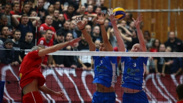 Отборите на Левски и ЦСКА откриват турнира по волейбол за
