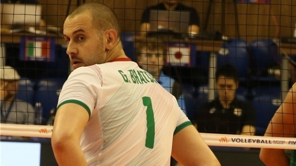 Разпределителят на родния волейболен Хебър (Пазарджик) – Георги Братоев коментира,