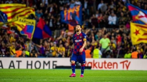 Голямата звезда на Барселона Лионел Меси направи сензационното признание, че