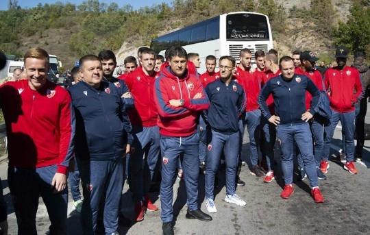 Властите в Косово забраниха на шампиона на Сърбия по футбол