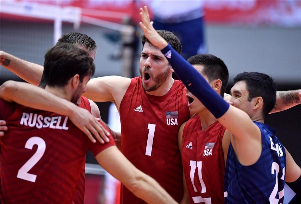 Действащите шампиони в Световната купа САЩ записаха 5-а победа в