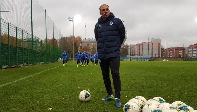 Футболистите на Динамо (Москва) проведоха първа тренировка под ръководството на