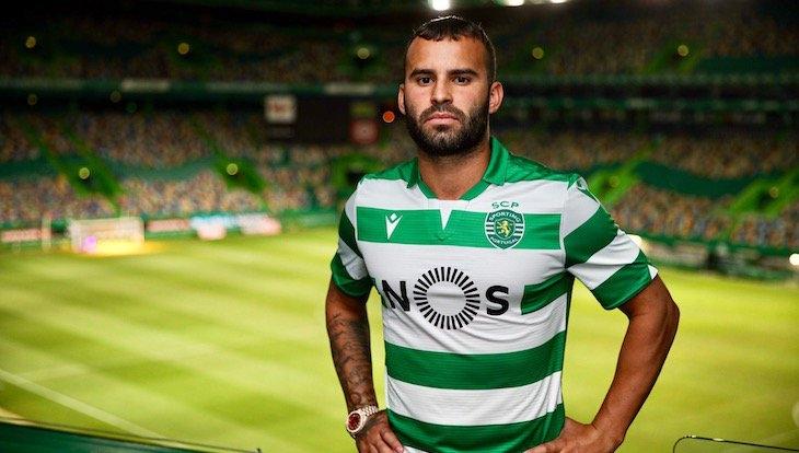 Ръководството на Спортинг (Лисабон) смята да върне крилото Хесе Родригес