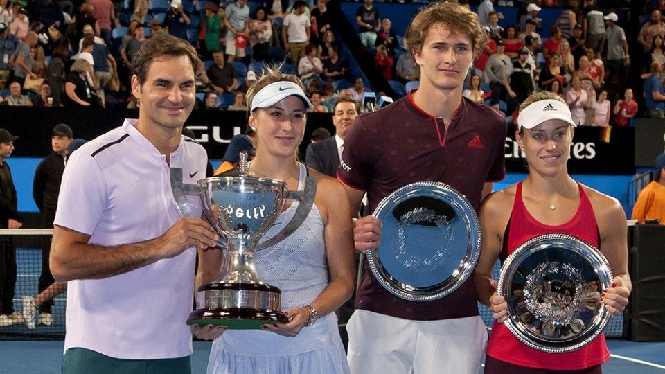 Смесеният турнир Хопман къп ще се завърне в тенис календара