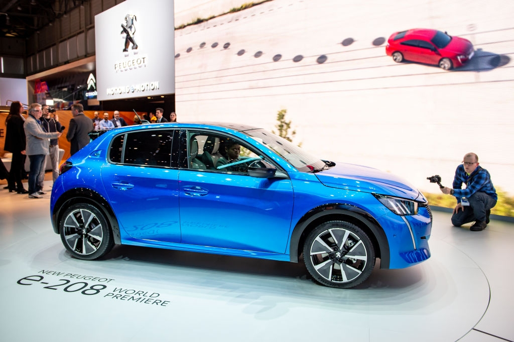 В ерата на енергийния преход Peugeot затвърждава визията си за