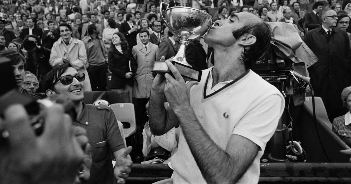 Бившият испански тенисист Андрес Химено, който спечели откритото първенство по