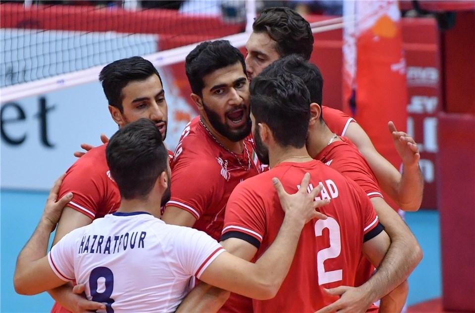 Шампионът на Азия Иран постигна трета победа на турнира за
