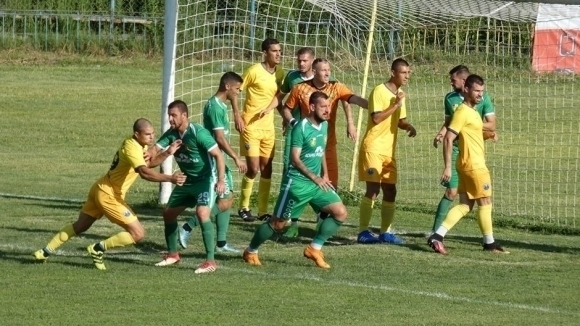 Левски се падна срещу Септември (Сф) още на осминафинала в
