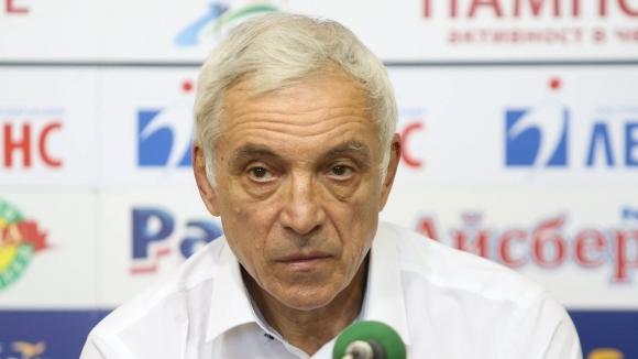Станислав Бояджиев категорично е треньорът, постигнал най-много успехи като клубен