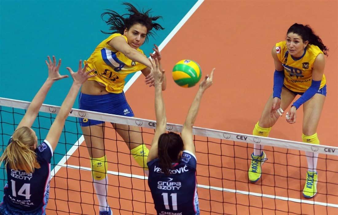 Доскорошната волейболистка на Марица (Пловдив) Симона Димитрова продължава кариерата си