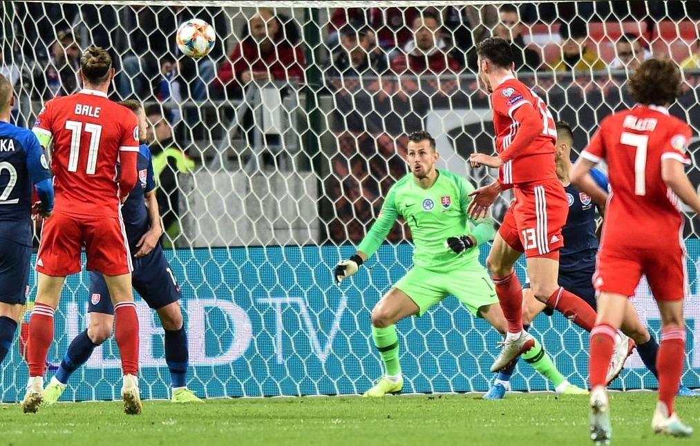 Словакия и Уелс не успяха да се победят - 1:1,