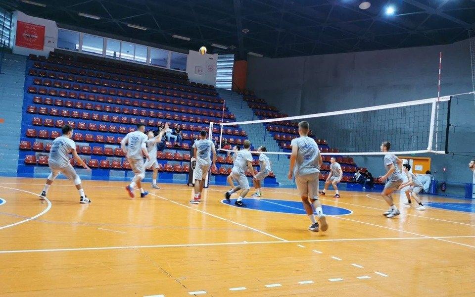 Виктория Волей (Пловдив) победи съгражданите си от ПСК Локомотив с