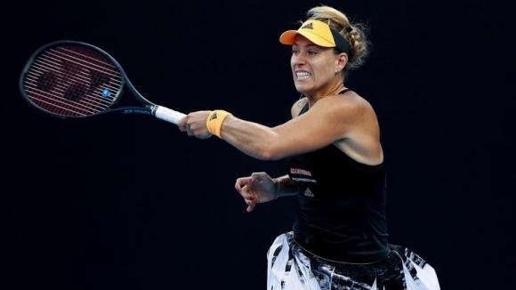 Анжелик Кербер се отказа от участие в турнира по тенис