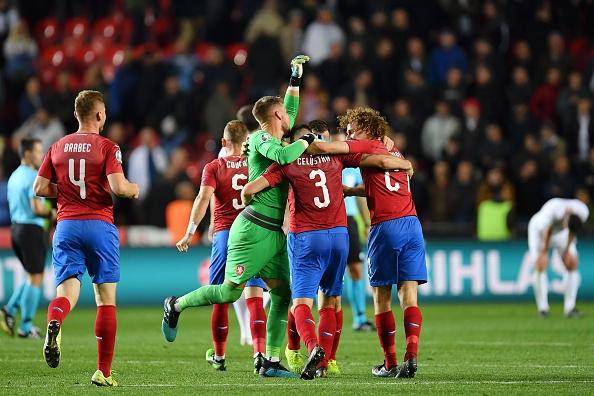 Нападателят на Чехия Зденек Ондрашек коментира победата над отбора на