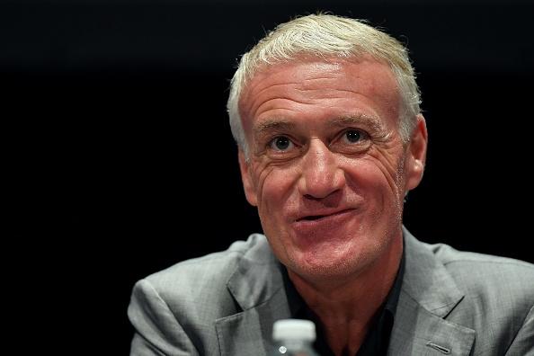 Селекционерът на Франция Дидие Дешан коментира победата над Исландия (1:0)