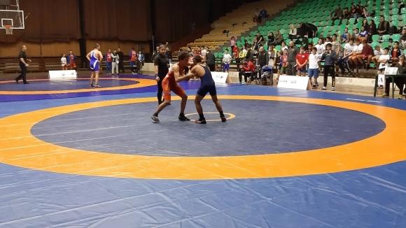 Зам.-министър Андонов присъства на турнир по борба, част от Европейска