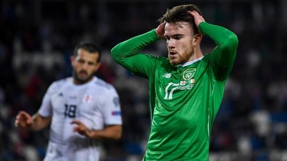 Отборите на Грузия и Република Ирландия завършиха наравно 0:0 в