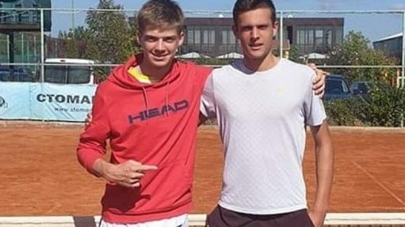 Младите родни таланти Пьотр Нестеров и Симеон Терзиев се класираха