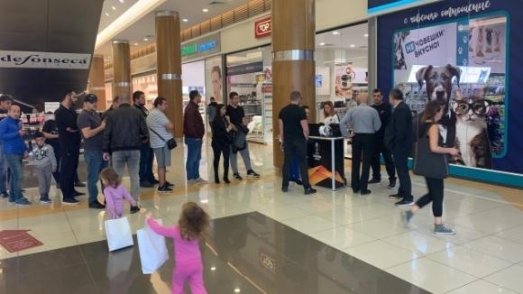 Днес в Delta Planet mall отвори каса за продажба на