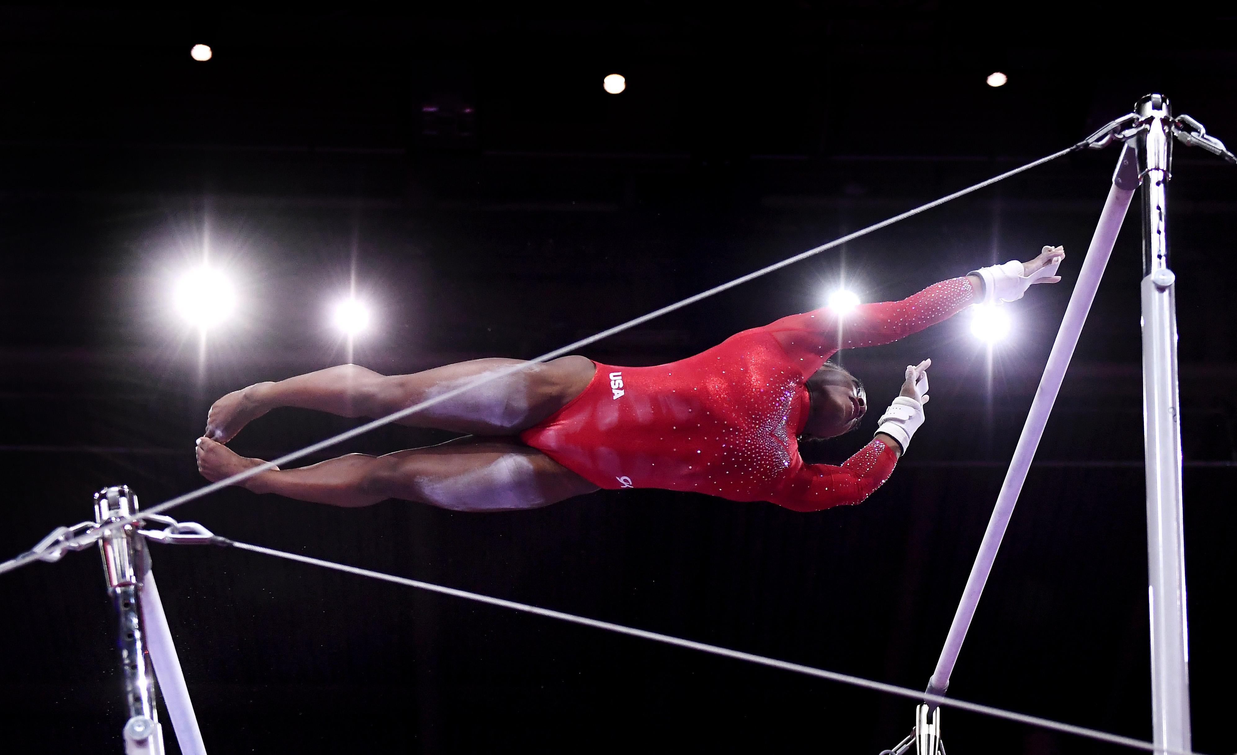 Американската гимнастичка Симон Байлс спечели 23-и медал от световните първенства,