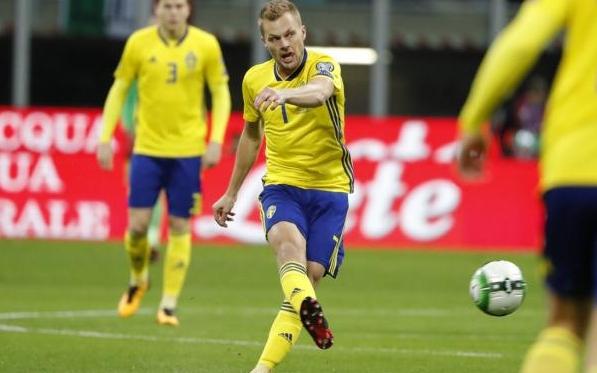 Швеция очаквано разгроми Малта като гост в двубой от група