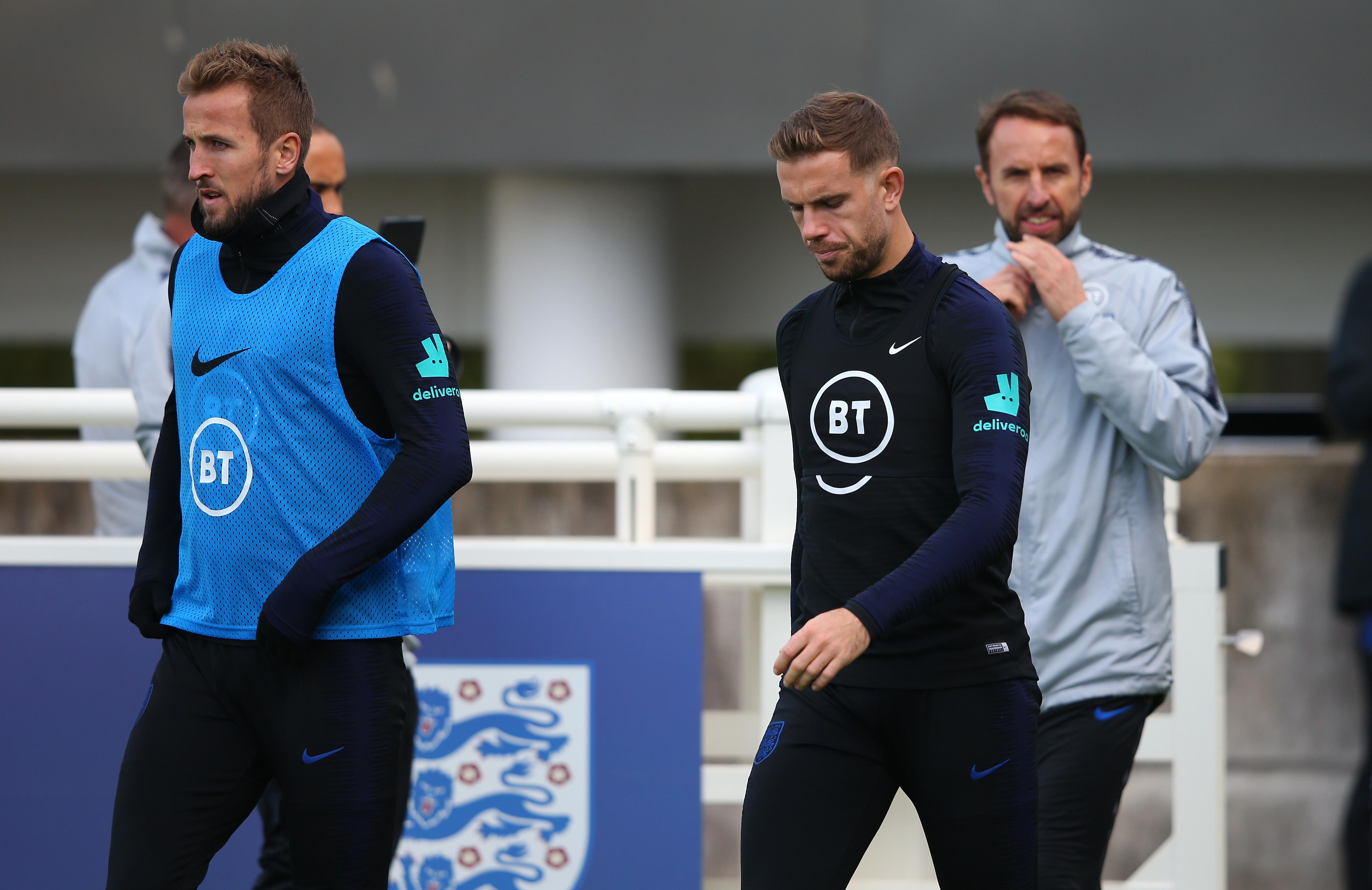 """Английският национален отбор ще проведе тонизиращо занимание на стадион """"Георги"""