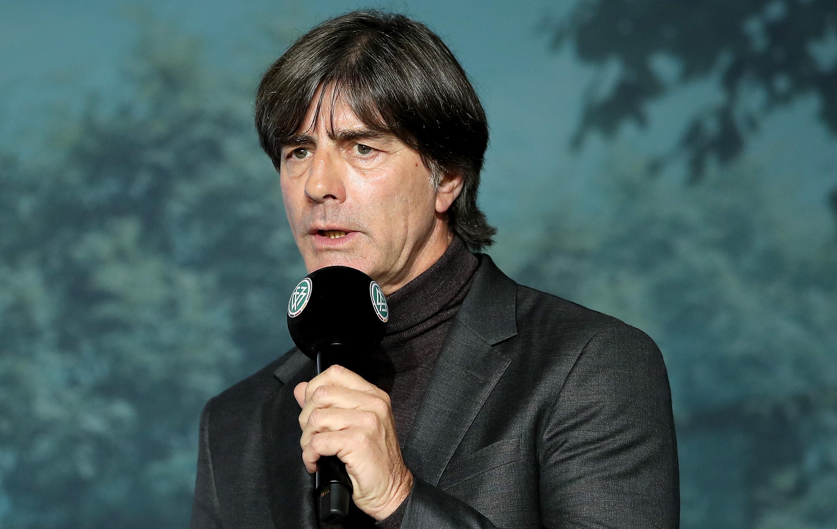 Селекционерът на германския национален отбор по футбол Йоахим Льов ще