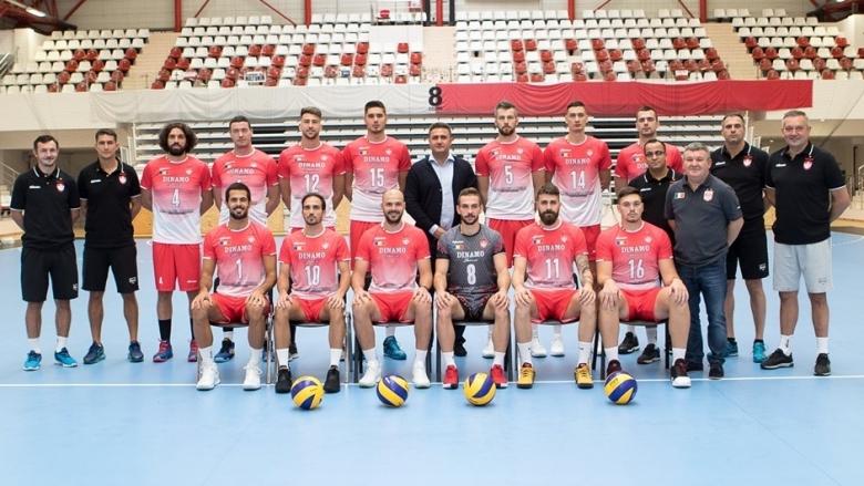 Националът Мартин Иванов и новият му тим Динамо (Букурещ) записаха