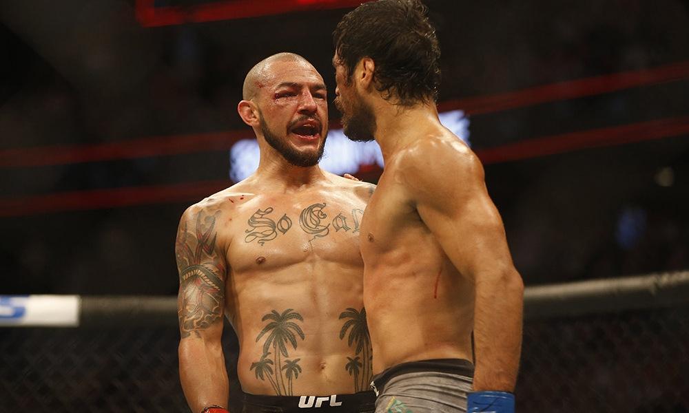 Тази вечер събитието на UFC в Тампа ни предостави шанс
