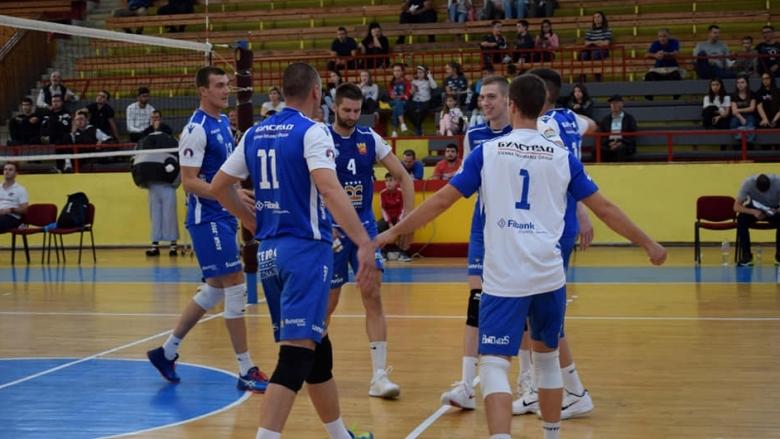 Волейболистите на Пирин (Разлог) спечелиха международен турнир в Македония. Състезателите