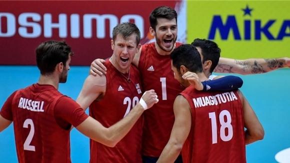 Шампионите в световната купа от 2015 г. САЩ постигнаха седма