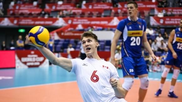 Националите на Канада по волейбол сътвориха втората изненада за деня