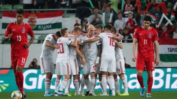 Унгария продължи да вярва в щастливия край на кампанията си