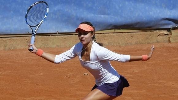 Виктория Томова се смъкна с три позици в световната ранглиста