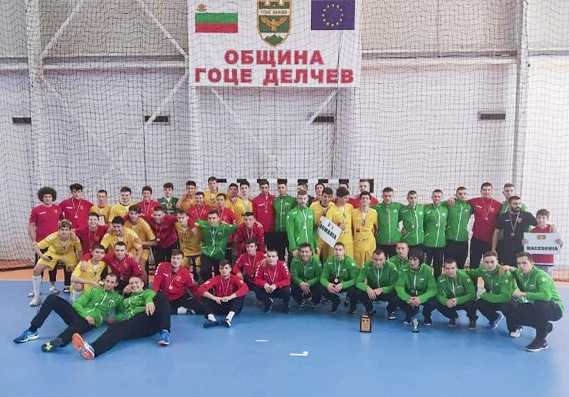 Отборът на Северна Македония спечели Балканския турнир по хандбал за