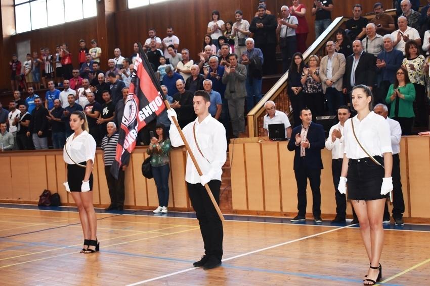 Празникът за 50-ата годишнина на хандбала в Горна Оряховица изпълни