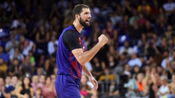 Никола Миротич остави НБА на заден план и се завърна