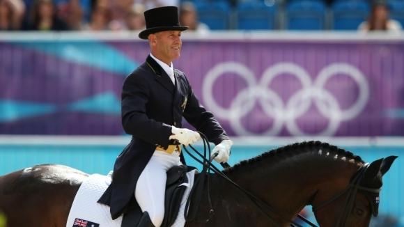 Австралийският ездач Андрю Хой спечели квота за участие на осмите