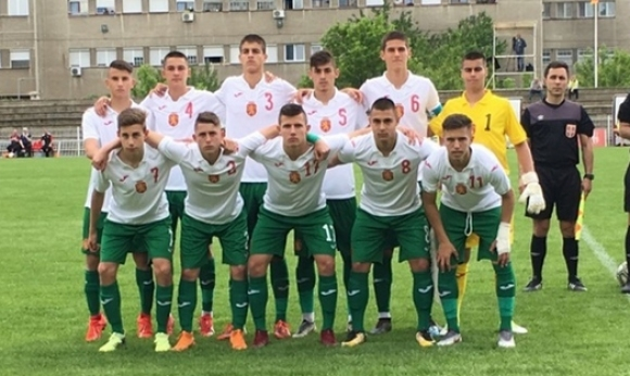 Селекционерът на юношеския национален отбор на България до 17 години