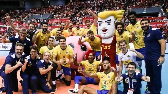 Олимпийските шампиони от Рио 2016 от Бразилия спечелиха предсрочно турнира