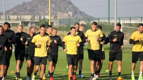 Новият старши треньор на Ботев (Пловдив) Ферарио Спасов продължава да