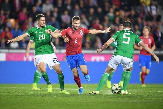 Чехия отстъпи с 2:3 на Северна Ирландия в контрола, играна