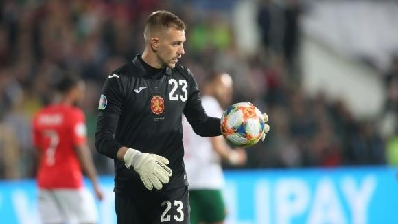 Вратарят на България Пламен Илиев коментира поражението на тима с